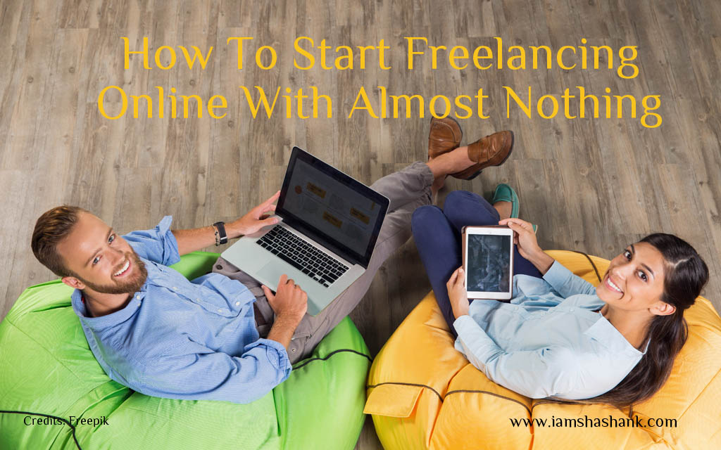 how to do freelancing