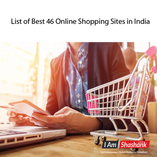 best list of online shopping sites in india